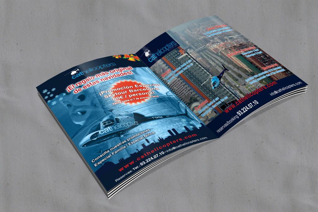 Publicidad en revistas cathelicopters