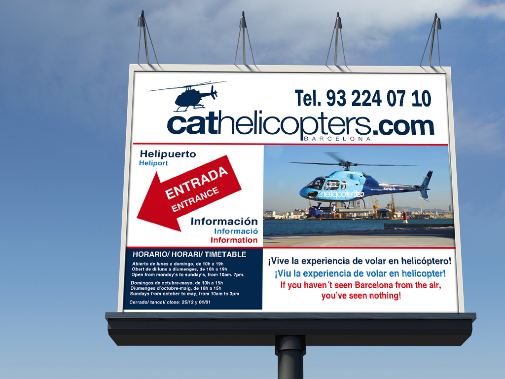 Valla cathelicopters
