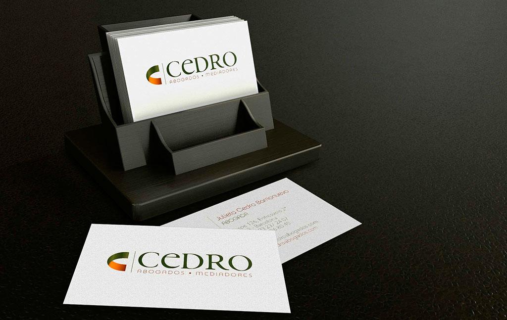 graphe-disseny-cedro-abogados-tarjetas