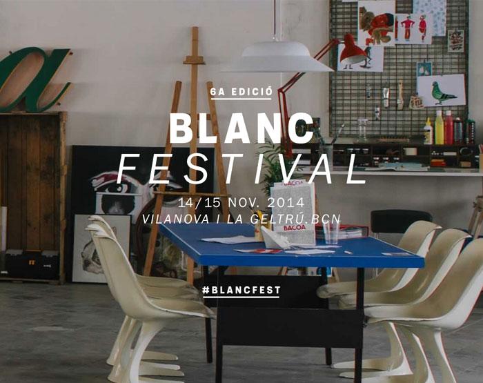 Blanc Festival 2014